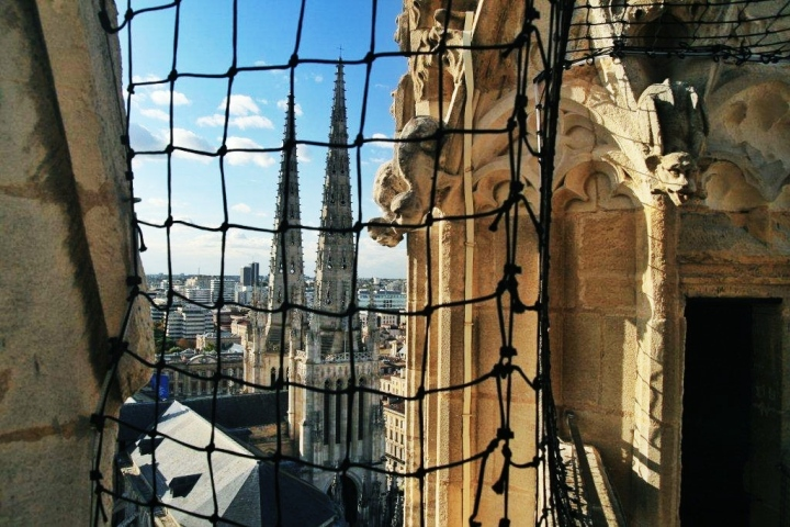 Bordeaux from the Bell Tower