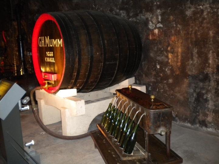 Mumm's Cellars