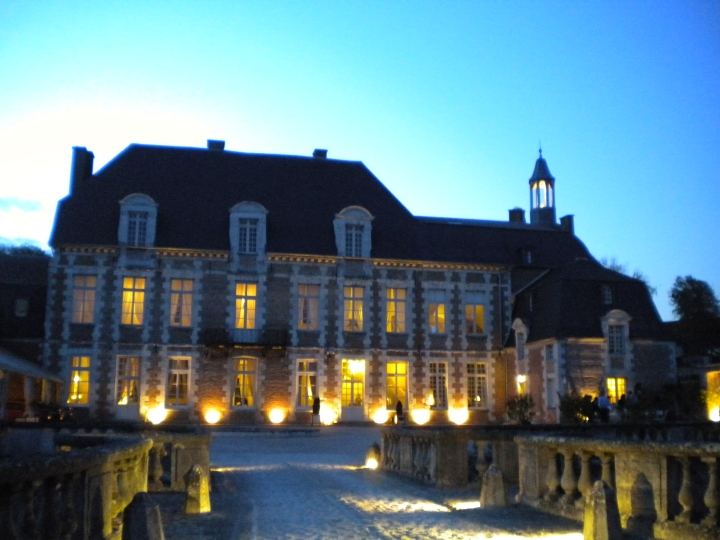 Château d'Etoges