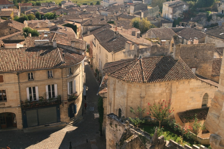 Saint- Émilion – A Jewel of a Town