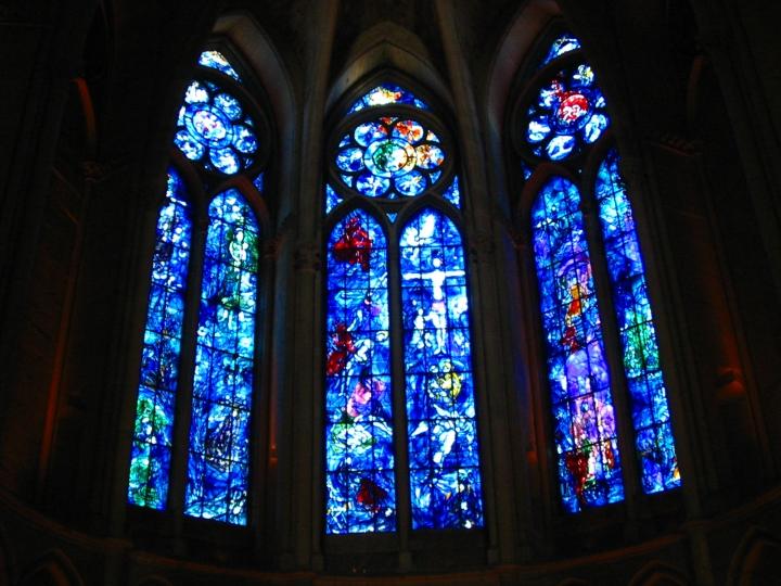 Chagall's Blues