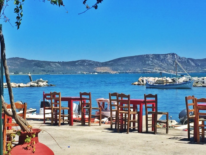 Lesvos – The island that invented Ouzo
