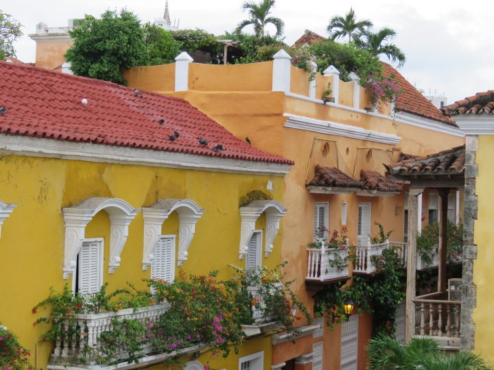 Cartagena – The city of colour