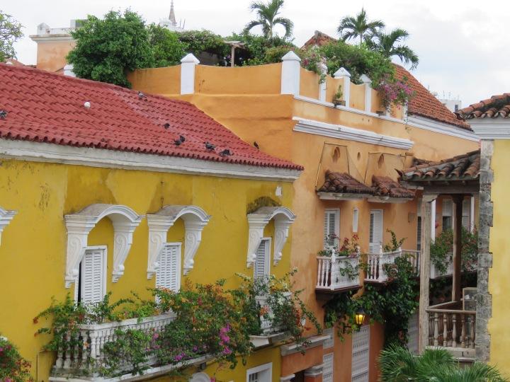 Cartagena – The city ofcolour